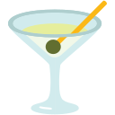 emoji 🍸 | cocktail | blobmoji | 120 x 120