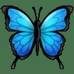 03意思:蝴蝶emoji表情符号复制 | emoji表情符号图片