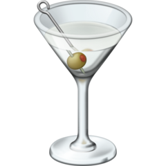 emoji 🍸 | cocktail | facebook | 240 x 240