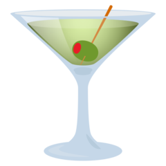 emoji 🍸 | cocktail | joypixels | 240 x 240