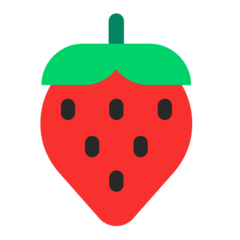 Strawberry Emoji High Definition Big Picture And Unicode Information Emoji Dictionary Emojiall English Official Website A strawberry is a relatively large red fruit grown on small strawberry plants. strawberry emoji high definition big