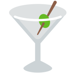 emoji 🍸 | cocktail | mozilla | 240 x 240