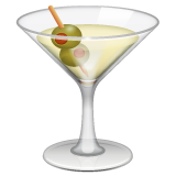 emoji 🍸 | cocktail | whatsapp | 240 x 240