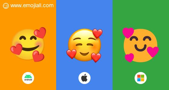 Smiley wat betekent 🤩 betekenis: