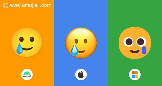 Smiley wat betekent 😃 Emoji